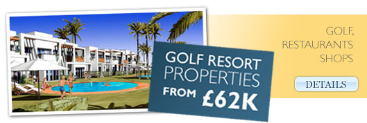 Golf Resort Properties from �62k