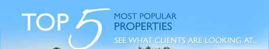 top 5 spanish properties